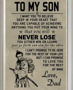44 Motivational Inspirational Quotes About Life Success 10 – Best for Kids Badass Quotes, Funny Quotes, Inspiring Quotes About Life, Inspirational Quotes, Quotes About Kids, Motivational Quotes For Men, Warrior Quotes, Family Quotes, Daddy Quotes