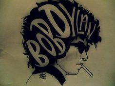 BOB DYLAN by ABBEYtm.deviantart.com on @deviantART
