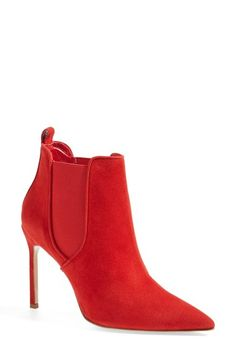 Manolo Blahnik 'Tungade' Ankle Bootie available at #Nordstrom