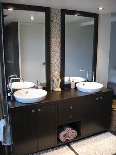 Bathroom Double Vanities Ideas