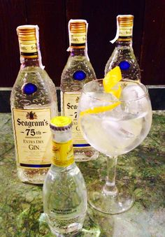 Gintonic Seagrams
