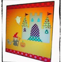 Patrón del libro Rita & Nico Blocks para personalizar tu disfraz para la fiesta más terrorífica del año :-)  Halloween | janetjul.com