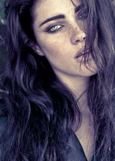 SonoBatman - All For Hair Color Trending Hair Colour For Green Eyes, Hair Color, Anna Speckhart, Beautiful Eyes, Beautiful Women, Cute Faces, Cool Eyes, Freckles, Photography Poses