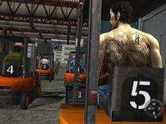 Segabits » Yakuza Of The End Has Forklifts Start Shenmue Nostalgia