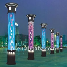 Lamp-pilaren van Ali Baba, omdat het kan.