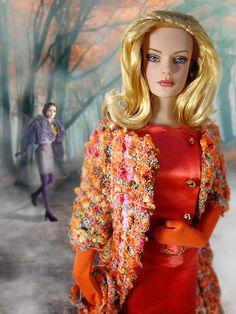 Calendar Girl (2006) outfit : Uptown Urbane (2007) left : So Sleek Sydney (2011)