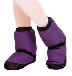 Discount Dance Supply - Bloch dance booties. Keep your feet warm between dances