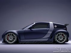 Smart Roadster Racing by Sebastian Motsch.