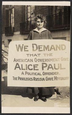 Alice Paul!