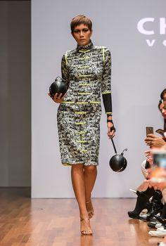 Chi chi von tang Chi Chi, Cheongsam, Formal Dresses, Fashion, Dresses For Formal, Moda, Formal Gowns, Fashion Styles, Formal Dress