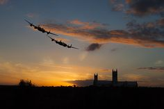For many people in Nazi dominated Europe, the distinctive silhouette of an Avro Lancaster against a moonlit sky (or in the beam of searchlights) in 1943 or 1944 was confirmation […] Ww2 Aircraft, Military Aircraft, Lincoln Cathedral, Lancaster Bomber, Heritage Museum, Large Canvas Art, Royal Air Force, Nose Art, Aviation Art