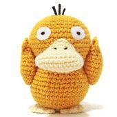 Ravelry: Pokemon: Psyduck pattern by i crochet things