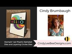 Foam Adhesive, Bee Design, Large Letters, Stamping Up, Cool Cards, Cardmaking, Alphabet, Paper Crafts, Lettering