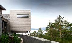 Attraktiver Bastelsatz: Cabin Straumsnes von Rever & Drage Architects