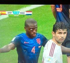 Coupe du monde : L'image du jour !!!