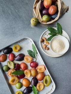 Anna Jones' quick and easy recipes for jams and preserves | The modern cook