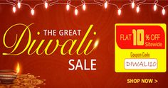 """Diwali Special - Use Coupon Code """" DIWALI10 """" & Get Flat 10% OFF Sitewide.. Free Home Delivery + COD + Easy Return / Replacement"""
