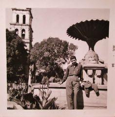 7/18/54 Ramon Peralta ~ Plaza Madero ~  Irapuato Guanajuato Mexico  #found http://es.wikipedia.org/wiki/Irapuato  ..  http://cdnblog.mexicodestinos.com/wp-content/uploads/2013/06/Fuentes-de-los-Delfines-o-Fuente-Florentina.jpg