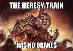 Thomas the Daemon Engine.