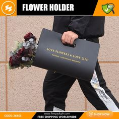 Flower Packaging, Packaging Solutions, Ikebana, Love Flowers, Happy Hour, Quotations, Free Shipping, Shopping, Packaging