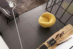 [ Younhyun Tile / 윤현상재 타일 ] Modern Tile : Mu Dark / Size (cm) : 80X80 , 40X80