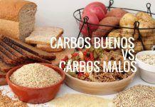 Diferencia los carbohidratos buenos de los malos