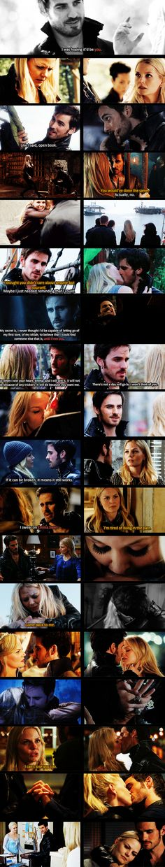 The beautiful story of #CaptainSwan