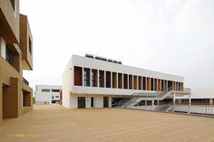 Gallery of Jiangyin Primary & Secondary School / BAU Brearley Architects + Urbanists - 8