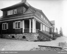 Villa Voksenhus, Voksenkollveien 14 A, 0790 Oslo, Norwa