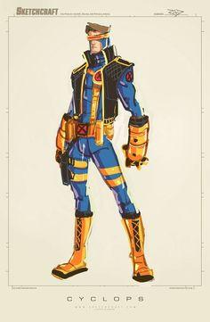 Cyclops •Rob Duenas (SketchCraft)