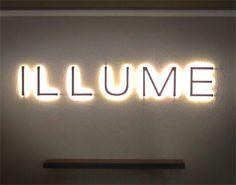 ILLUME LED Sign. Backlit Channel Letters. #ledsignsupply