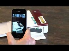 Making Life Easier with Augmented Reality - Metaio's printer repair Augmented Reality, Virtual Reality, Holographic Displays, Machine Vision, Holography, Speech Recognition, Future Trends, Making Life Easier, Mobile Technology