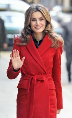 Princess Letizia -MYROYALS - HOLLYWOOD: November 2012