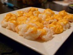 Egg Yolk Sauce (Teppanyaki Style) Japanese steakhouse shrimp appetizer sauce