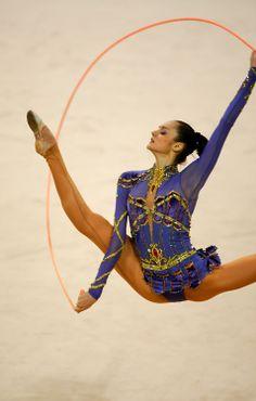 Anna Bessonova, Team Ukraine, Best Legend Jump.
