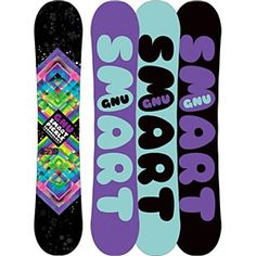 Smart Girl PBTX Snowboard Womens-NA-152
