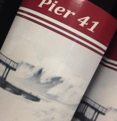 Pier 41 Wines, Vintage, Vintage Comics, Primitive