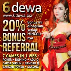 6dewa Agen Judi Sakong BandarQ Domino99 Capsa Susun Bandar Poker Indonesia - Bolapokerdominotogel.medanseo.com  kunjungi artikle lengkap - agen judi sakong - agen judi bandarq - agen judi capsa susun - agen judi bola - agen judi live casino  http://bolapokerdominotogel.medanseo.com/posts/6dewa-agen-judi-sakong-bandarq-domino99-capsa-susun-bandar-poker-indonesia/