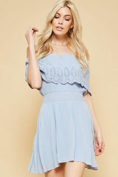 Emma Off Shoulder White Lace Dress – Nova & Knox