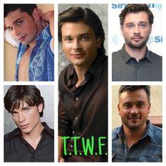 Tom Welling, Men's Toms, Smallville, Gorgeous Men, Superman, Sexy