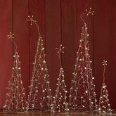 wirework holiday forest - sundance catalog