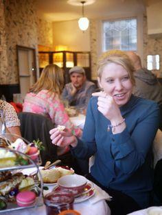 Laura: a lifestyle blog: Blackbird Tearooms