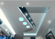 Fall Celling Design, Fall Ceiling Designs Bedroom, New Ceiling Design, Ceiling Design Living Room, False Ceiling Living Room, Modern Ceiling, Living Room Designs, Drywall Ceiling, Gypsum Ceiling