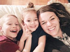 "Last night the kids found me veggin' out while daddy got them ready for bed. They clambered onto my bed and started wrestling and giggling and ticking each other and I actually thought to take out my phone and get a picture of the magic. Then tonight on the way home from dinner Anna declares ""I love Jesus. He's just soooo...LOVEABLE!"" To which we all agreed accept for her brother who lovingly let her know how weird she was  . But He is so loving isn't He? And she hit the nail right on the…"