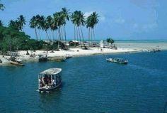 Barra de Santo Antonio, Alagoas, Brazil