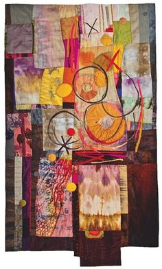here and now quilt workshop with rosalie dace