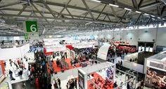 FIBO staret - die Weltleitmesse für Fitness, Wellness und Gesundheit ist ein Publikumsmagnet