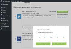 Social Media #Tool für #Blogs: Wie wir unsere Social Media Profile mit #Blog2Social pflegen