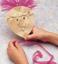 TLC Family How to Make a Paper Kite for Kids