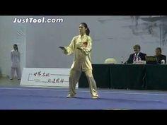 (3) Perfect Tai Chi performance - YouTube